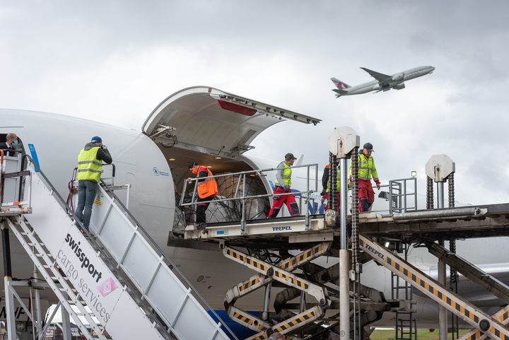Swissport to operate the United Nations logistics hubs at Liège/LGG & Accra/ACC