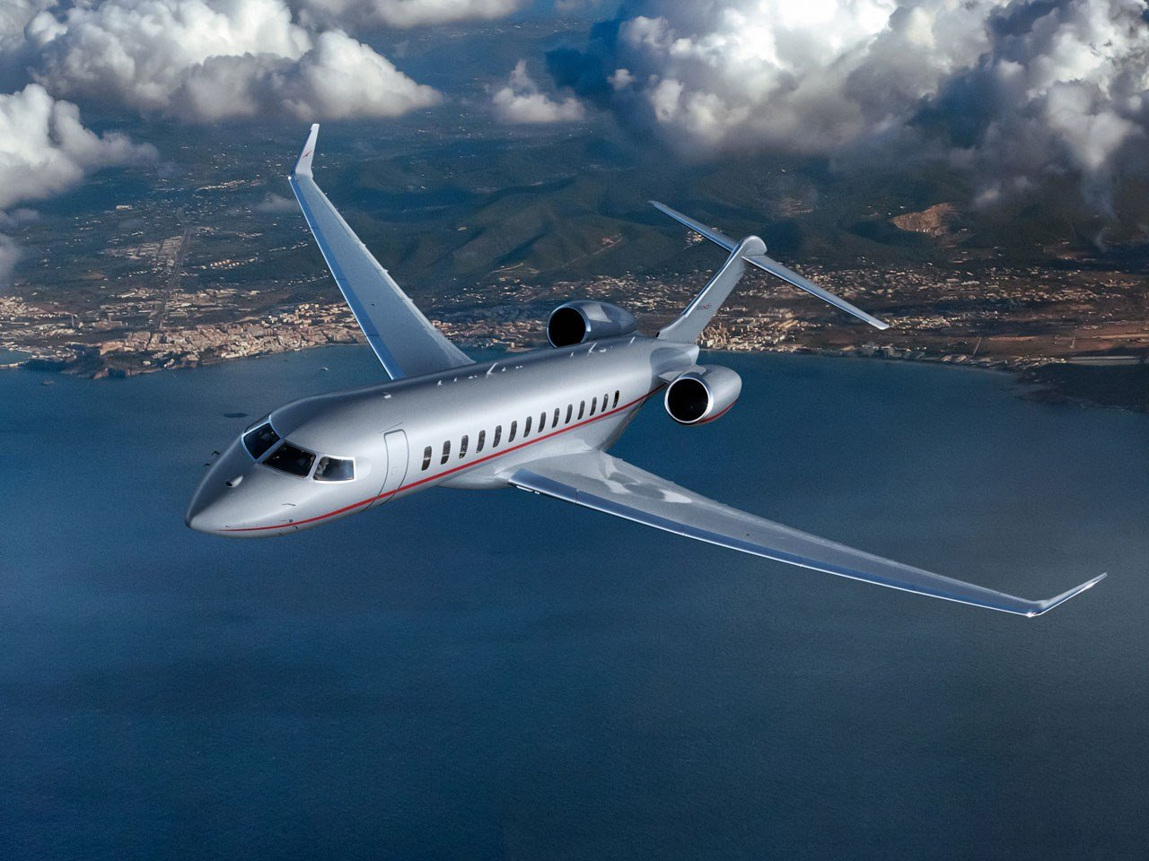 VistaJet offers empty legs in COVID-19 fight