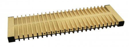 20 hole Echo harp double sided comb