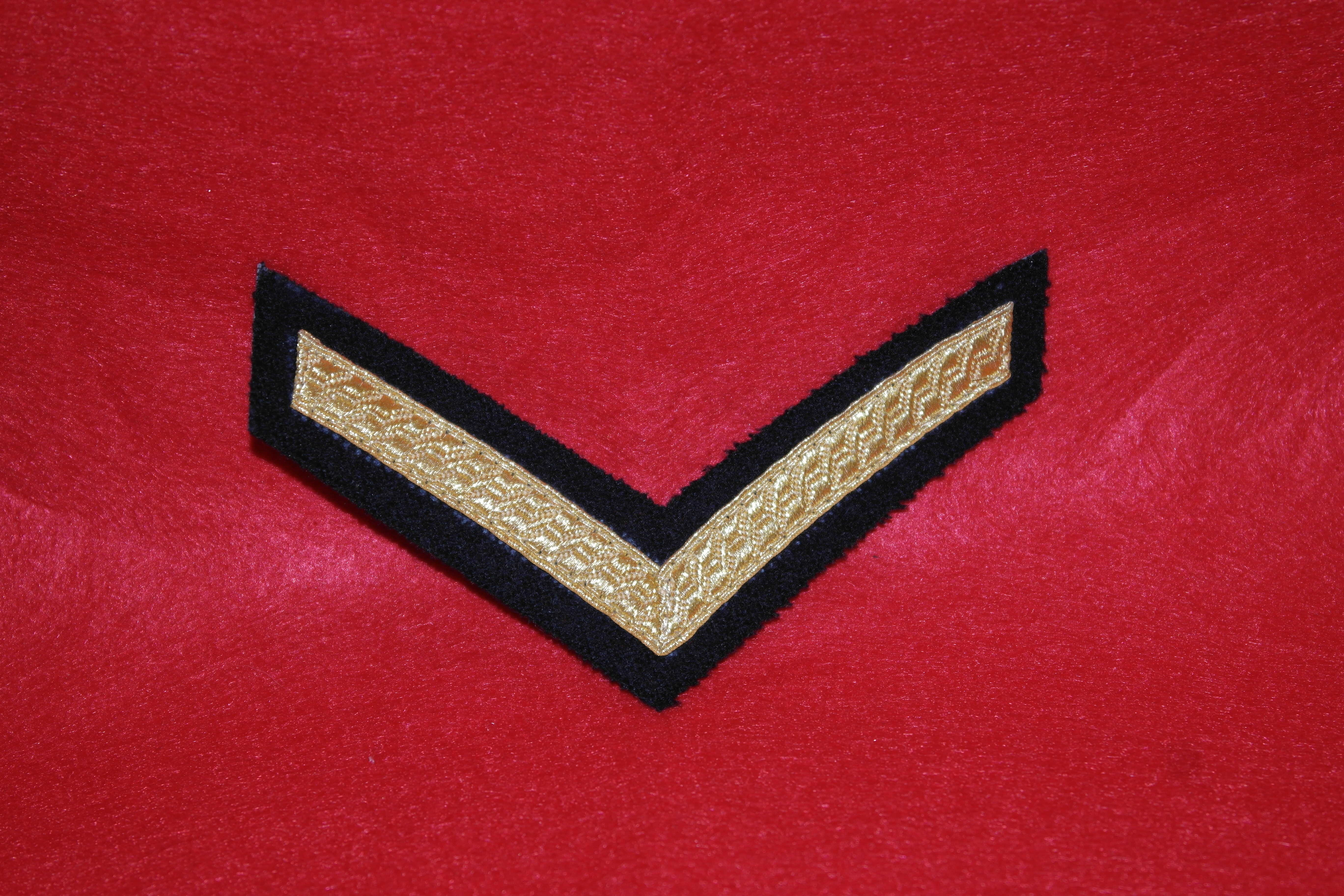 Lcpl Mess Dress Rank (0215 B4)