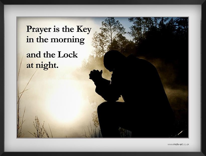 Prayer is the...
