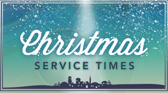 Christmas Services at FBC