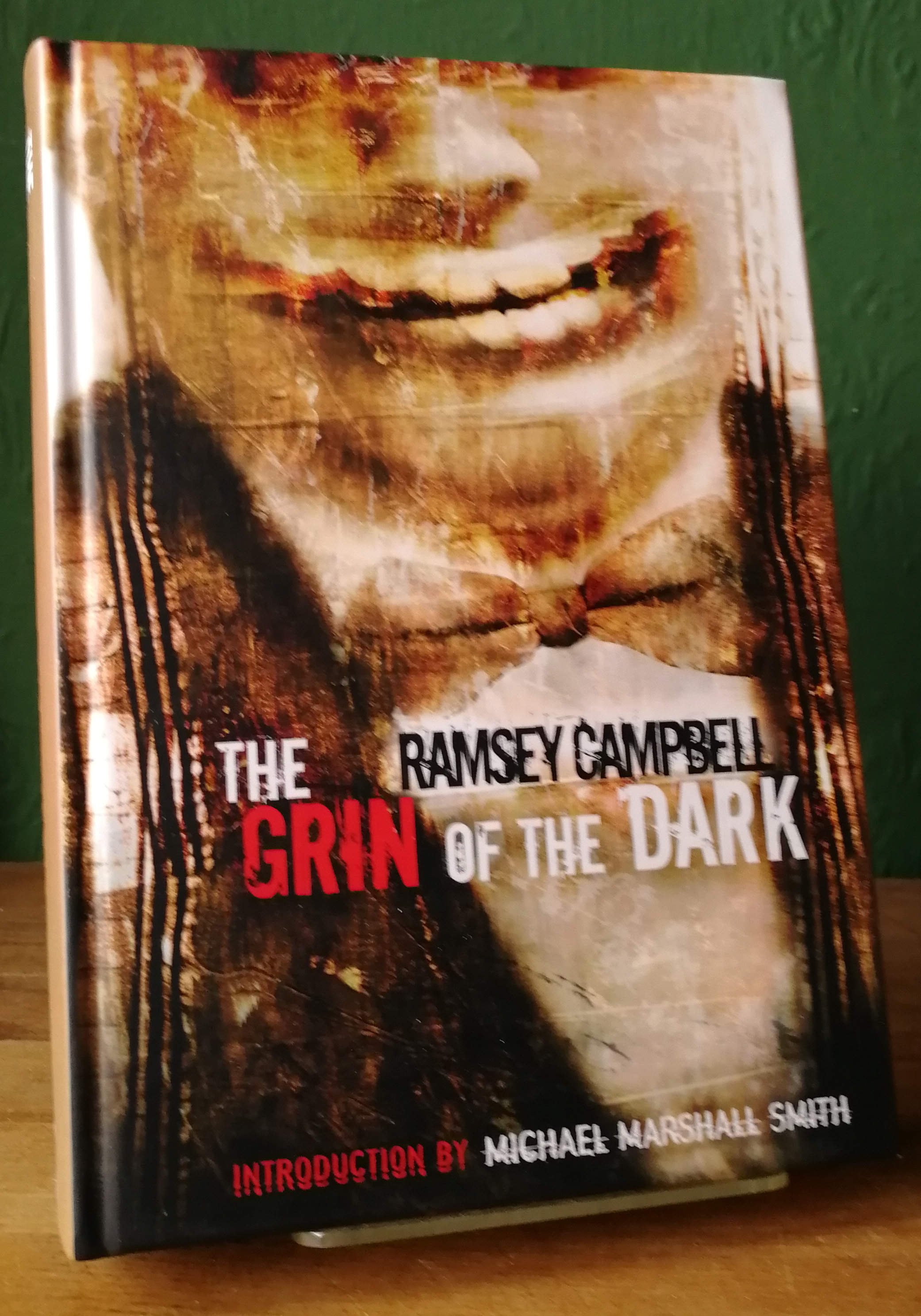 The Grin Of The Dark Signed Limited Edition