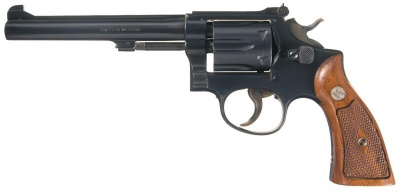 Smith & Wesson Mod. 17-6