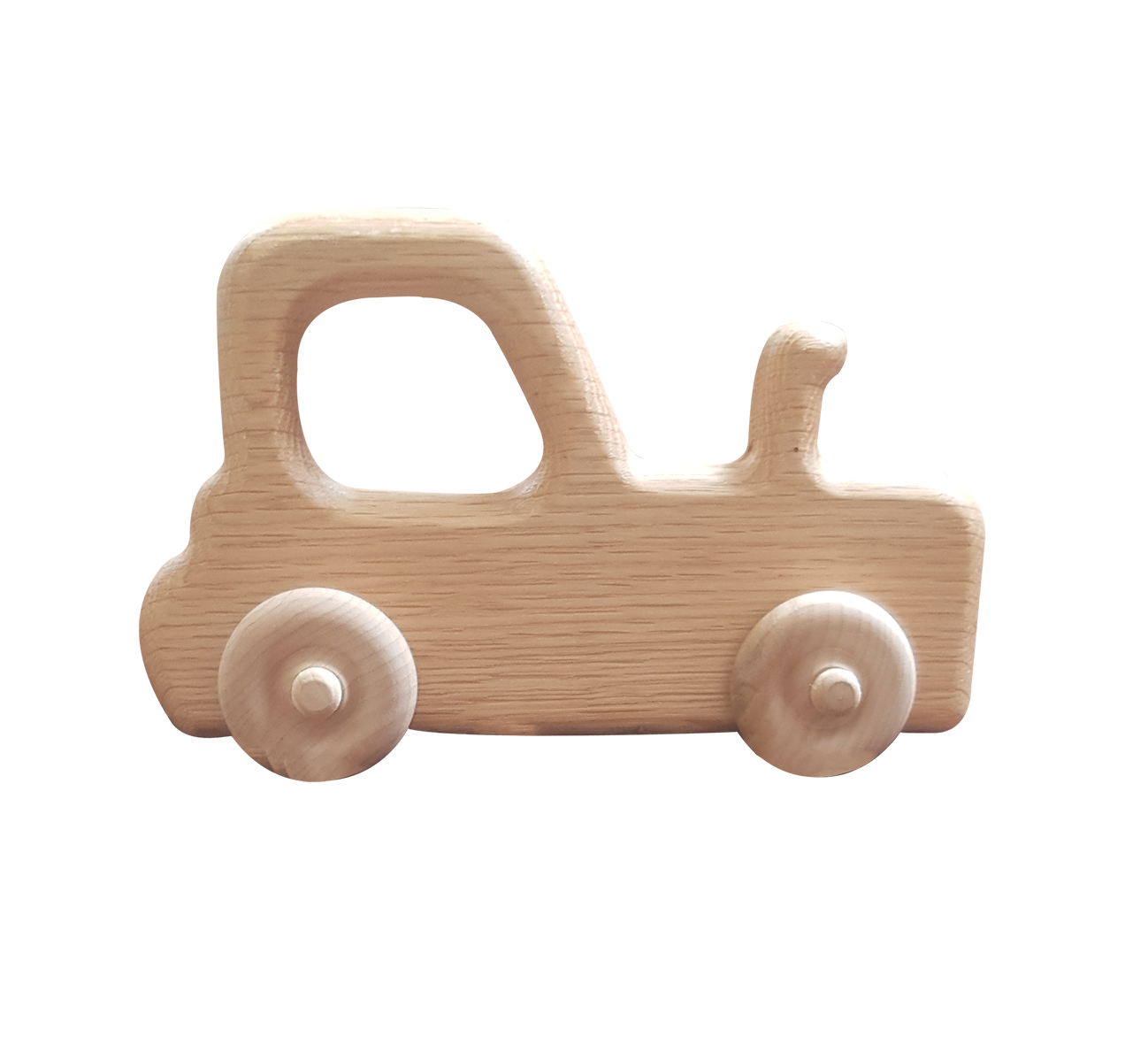 Wooden Mini Tractor
