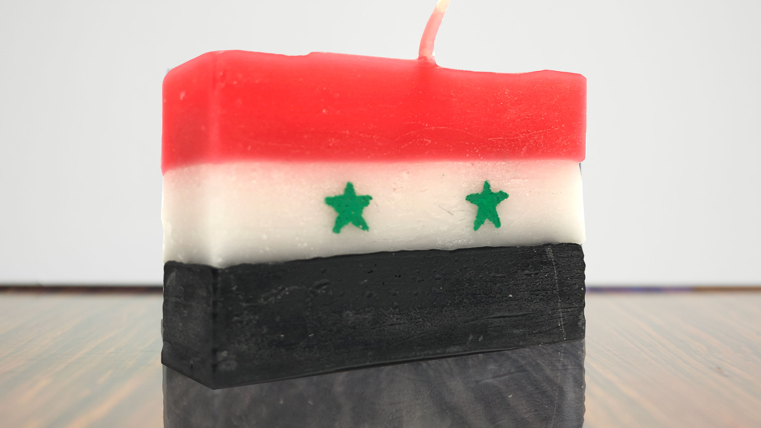 burn-a-flag: Syria (medium)