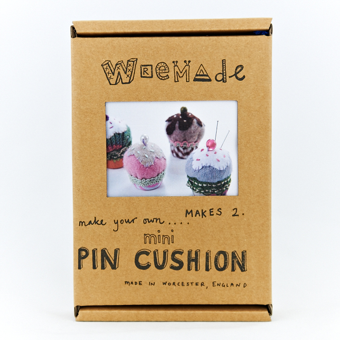 WREMADE CAKE PIN CUSHION PACK
