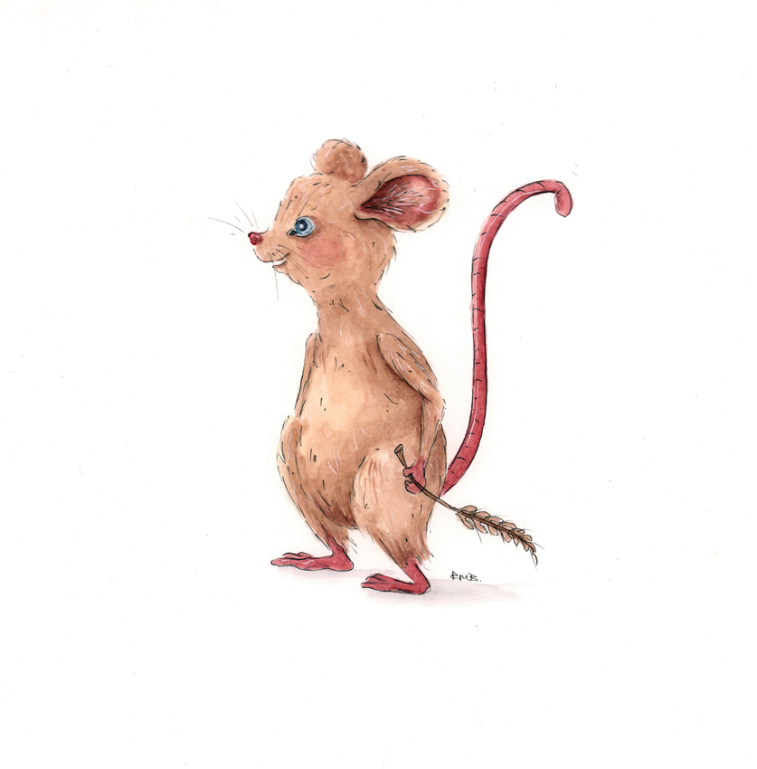 Meet Moss The Mouse. Chapter One.