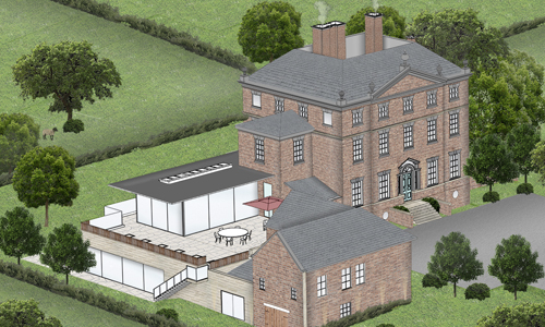 Grade II Listed Building Cheshire Congleton Historic Restoration