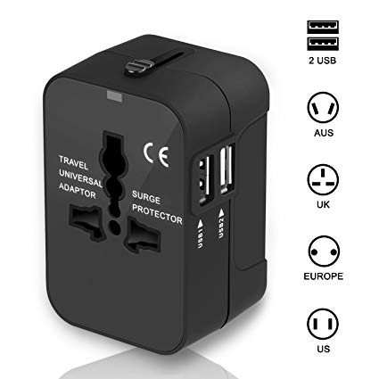 Swiss Army USB Travel Adapter