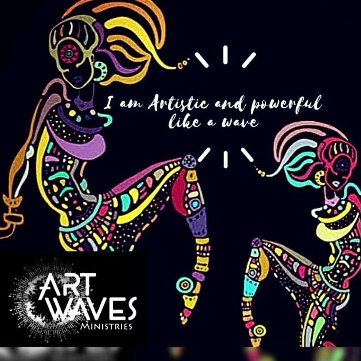 Art Waves Ministries Fundraiser