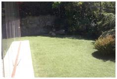 diseño instalacion jardines césped artificial
