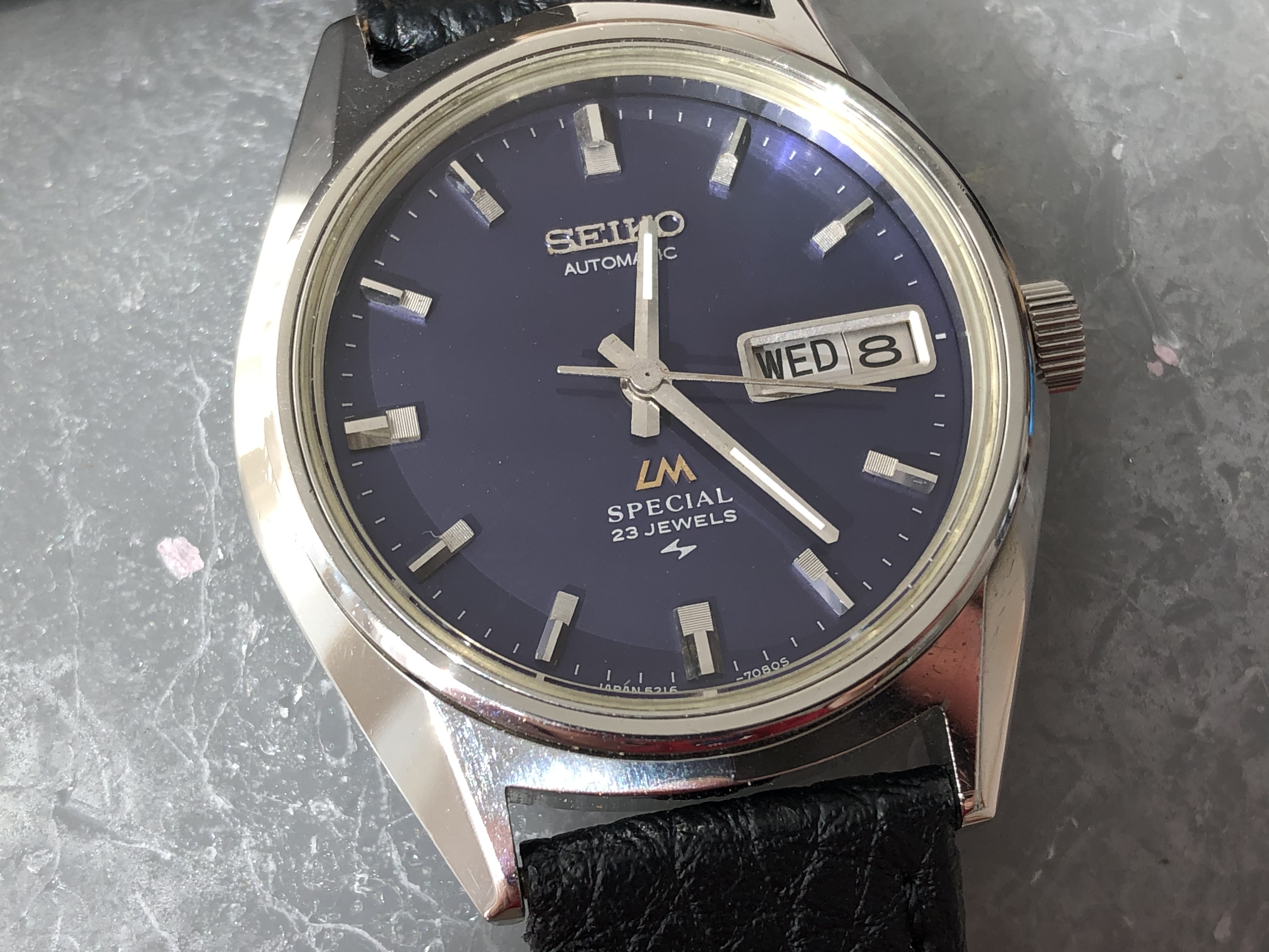 Seiko Lord-Matic Special 5216-7080 (For sale)