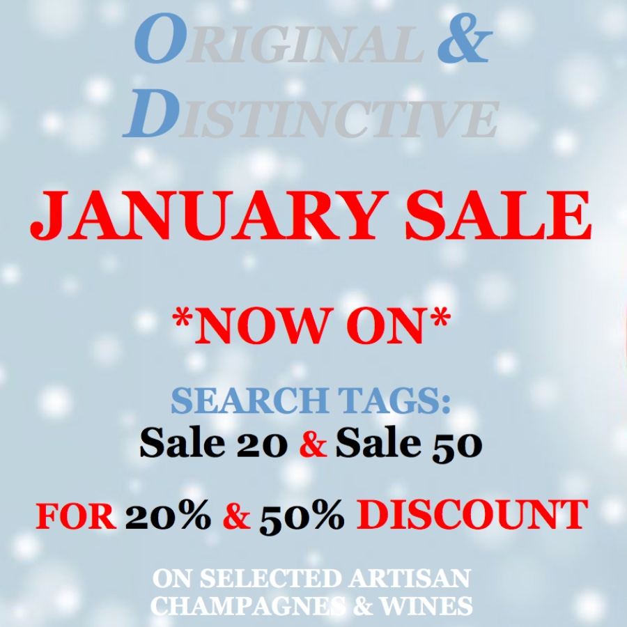 January Sale Square