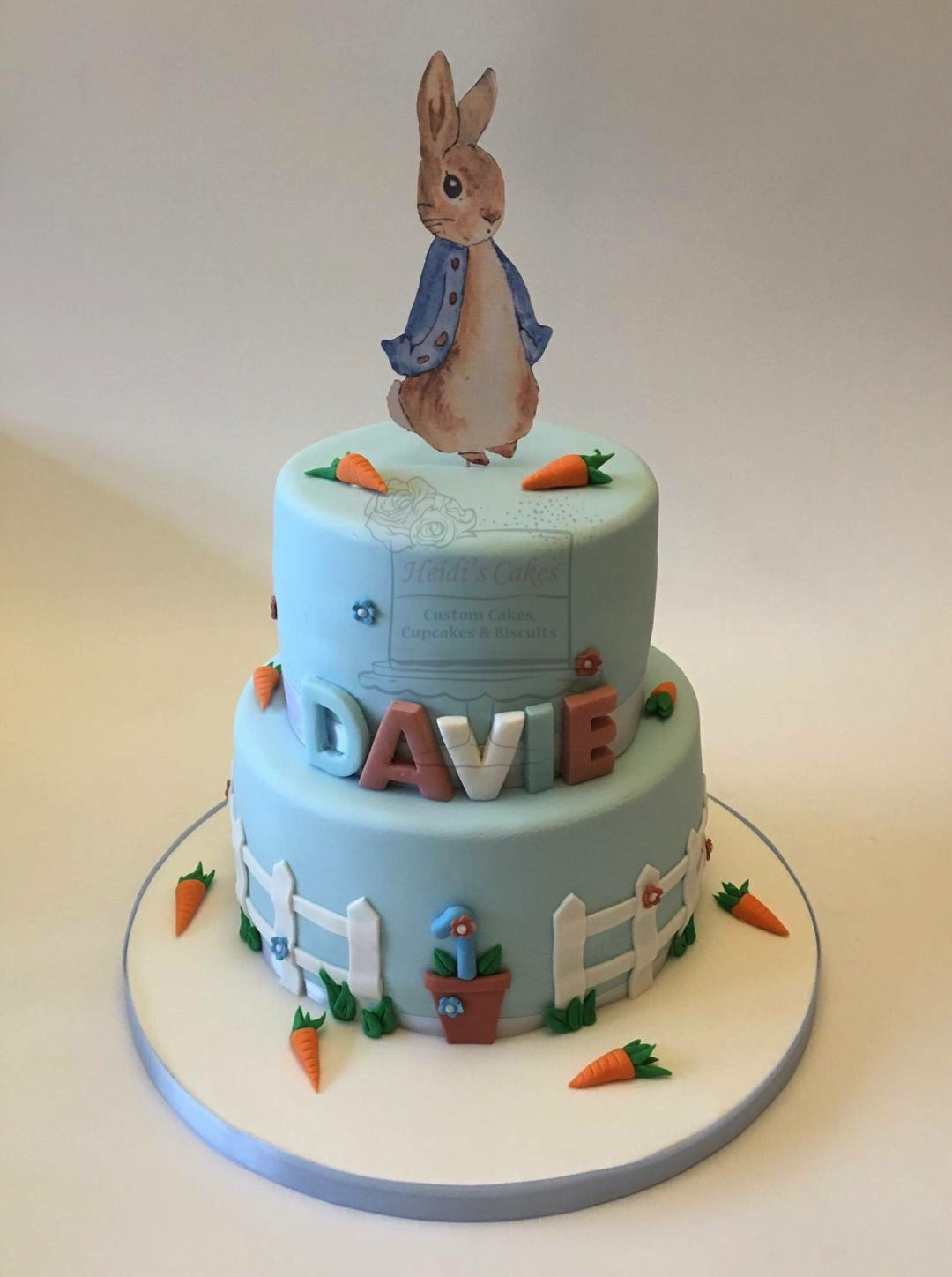 Peter Rabbit 2 Tier