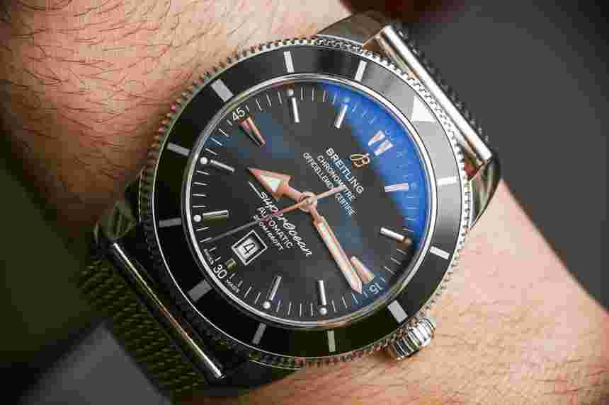Best Replica Breitling Superocean Heritage Watch For Sale Review