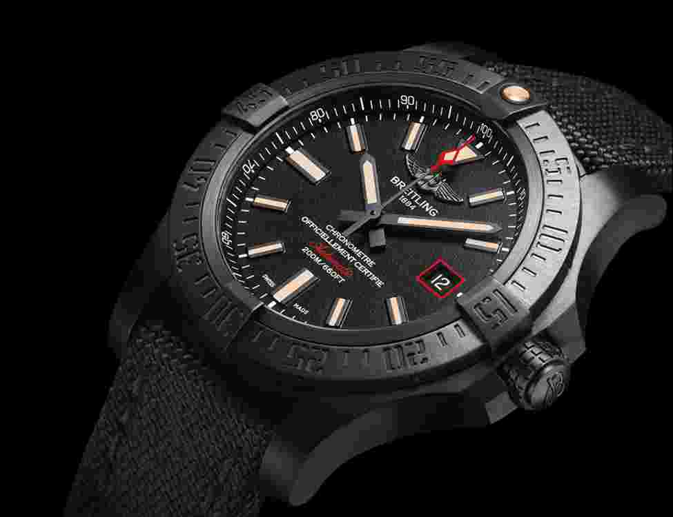 Cheap Replica Breitling Avenger Blackbird Watch Guide