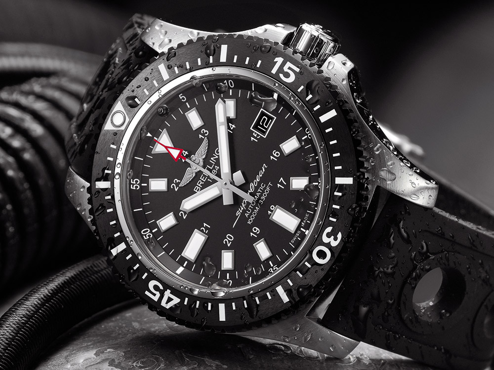 New Replica Breitling Superocean 44 Special Edition Watch Released Review