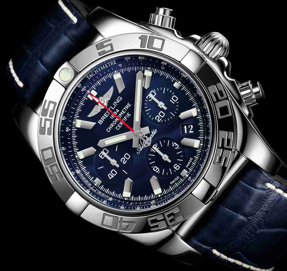 Replica Breitling Chronomat 44 Boutique Edition Watches Review & Price