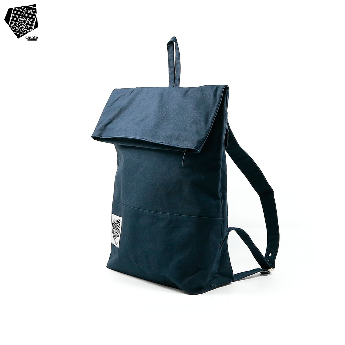 Folder Daypack Blue || フォルダ