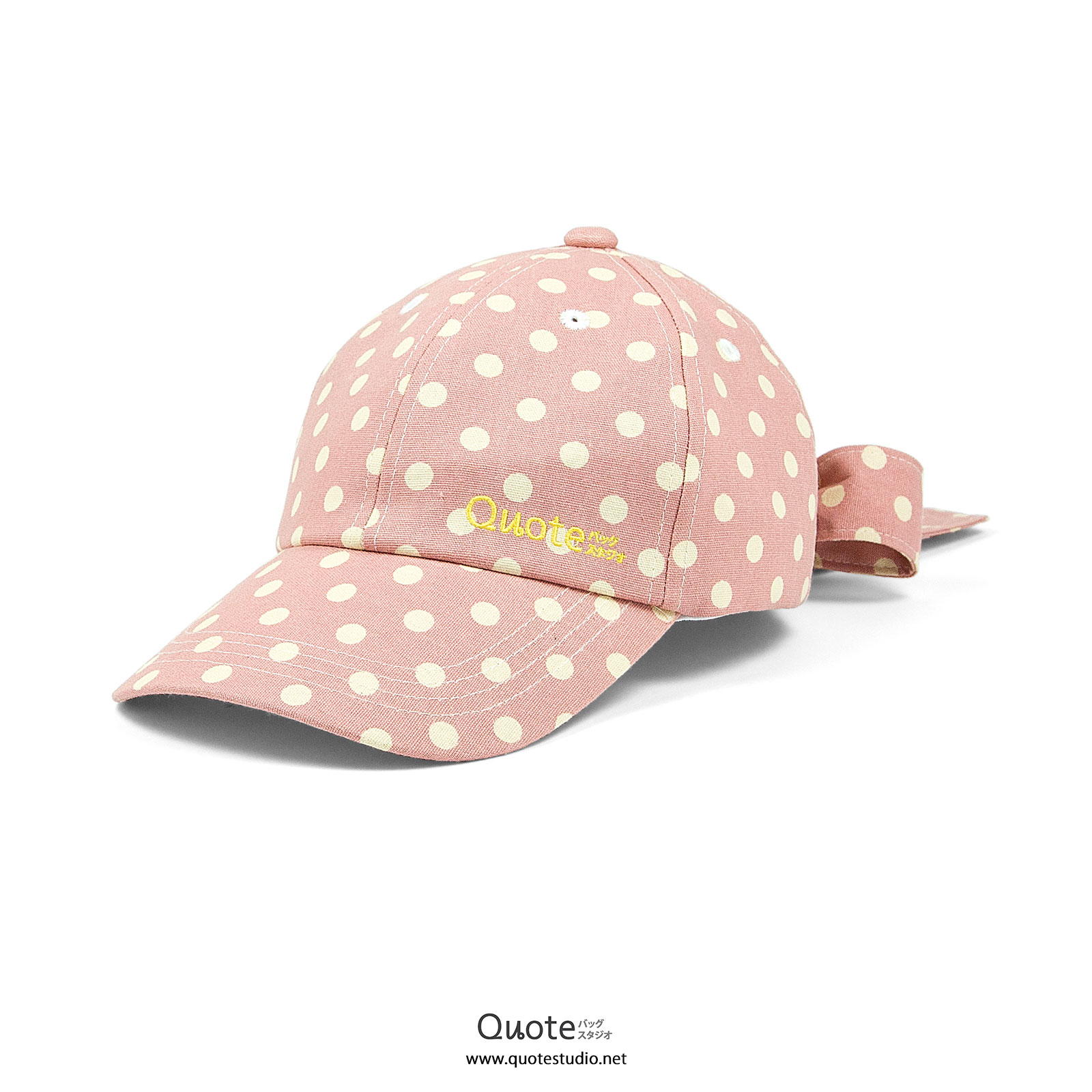 Daydreaming Bow cap リボンキャップを空想