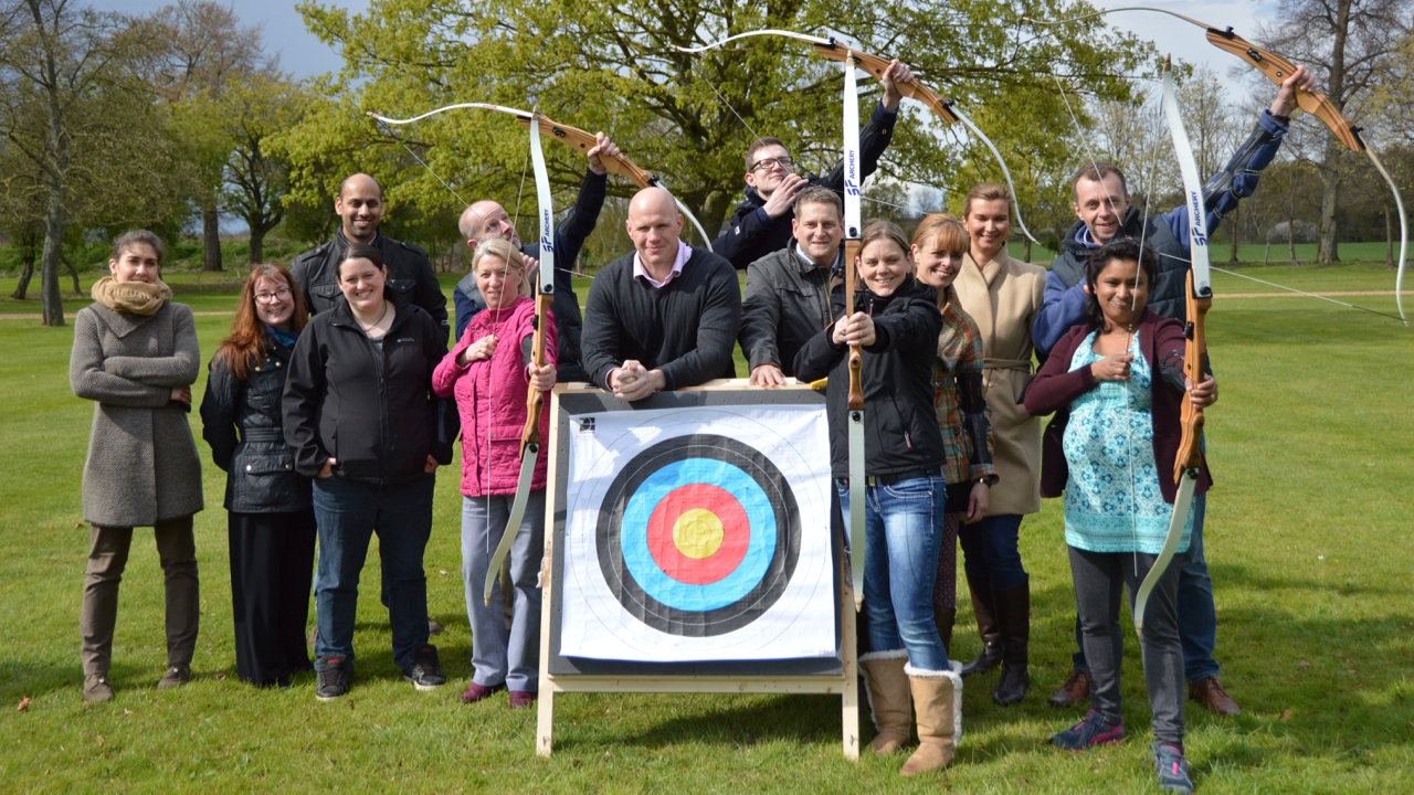 Corporate Team Building events