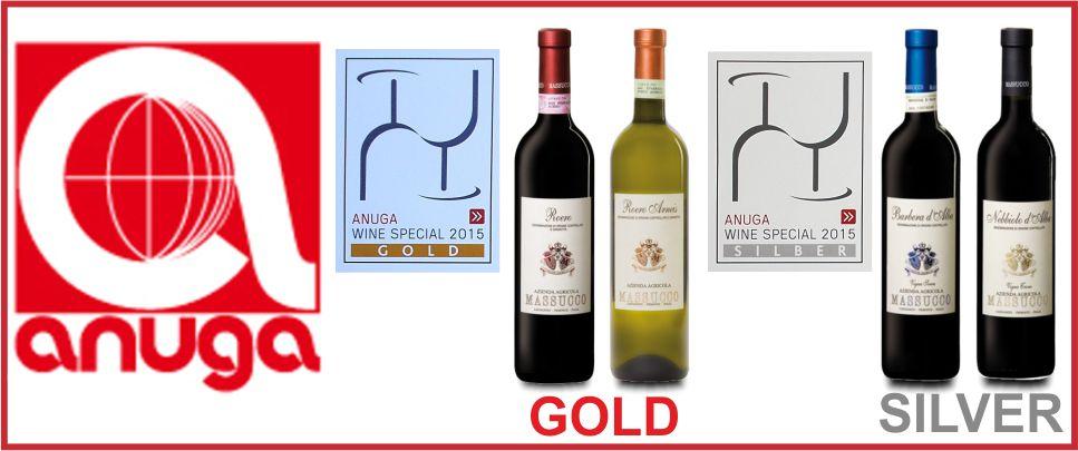 ANUGA SPECIAL WINE 2015