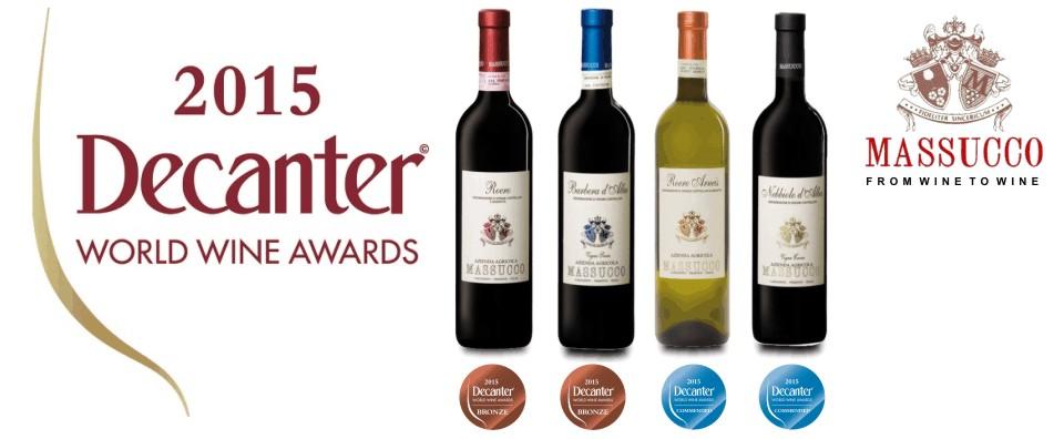 Decanter World Wine 2015