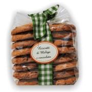 Biscotti di Meliga con Cioccolato 300 gr.