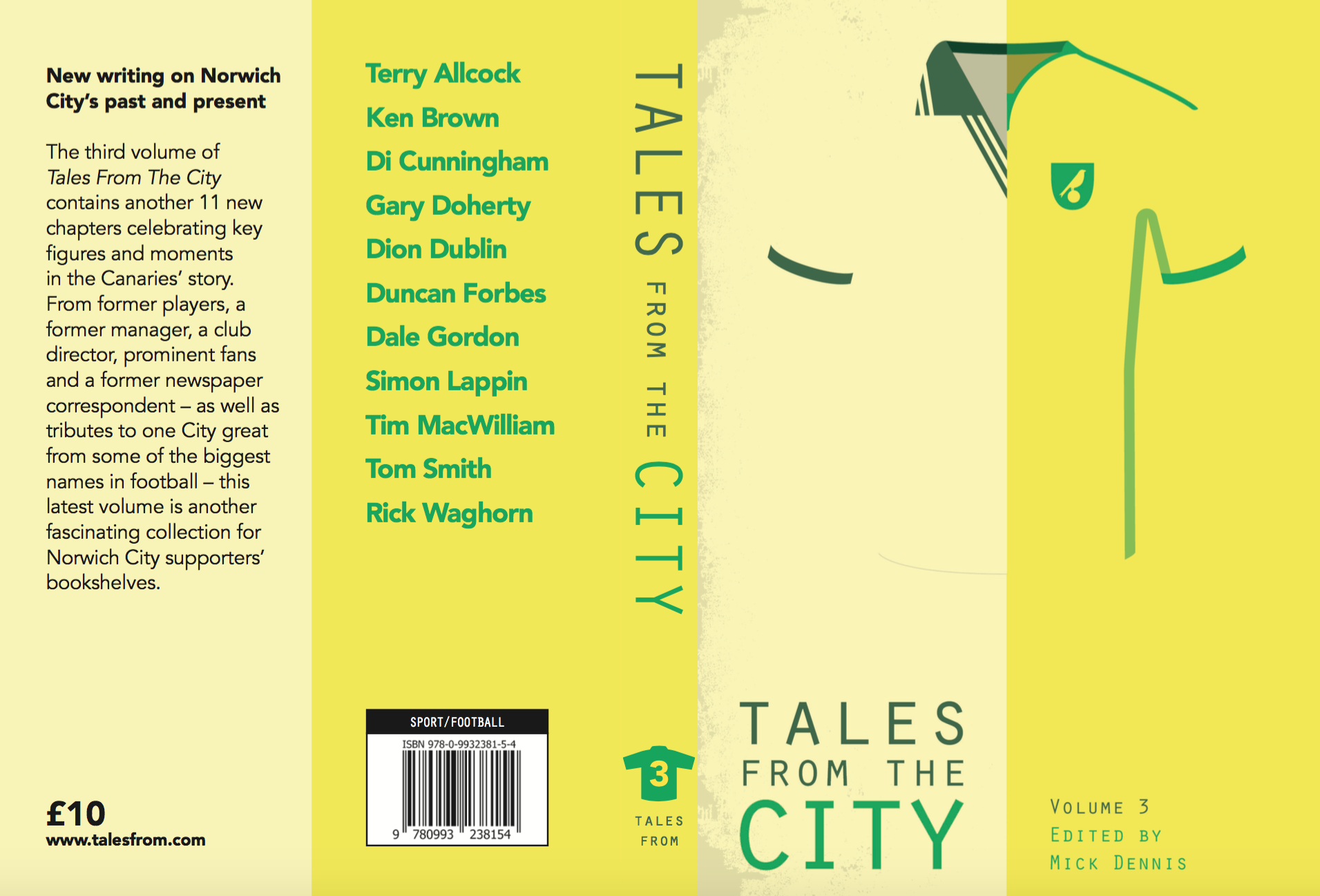 Tales from the City Volume 3