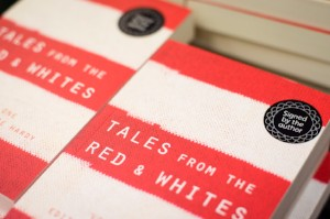 Tales From The Red & Whites Now Available On Kindle