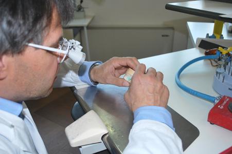 Area clinica | Smile 4 Fair Italia