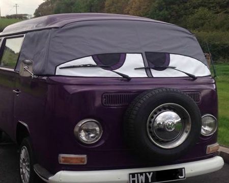 Buseyes Screen Covers for VW Baywindow