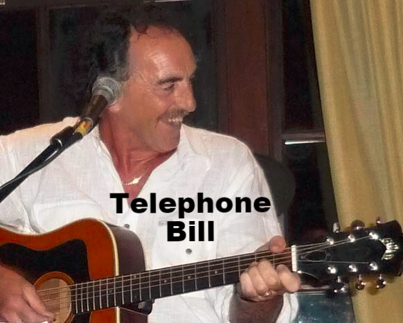 Telephone Bill - Austin Prior