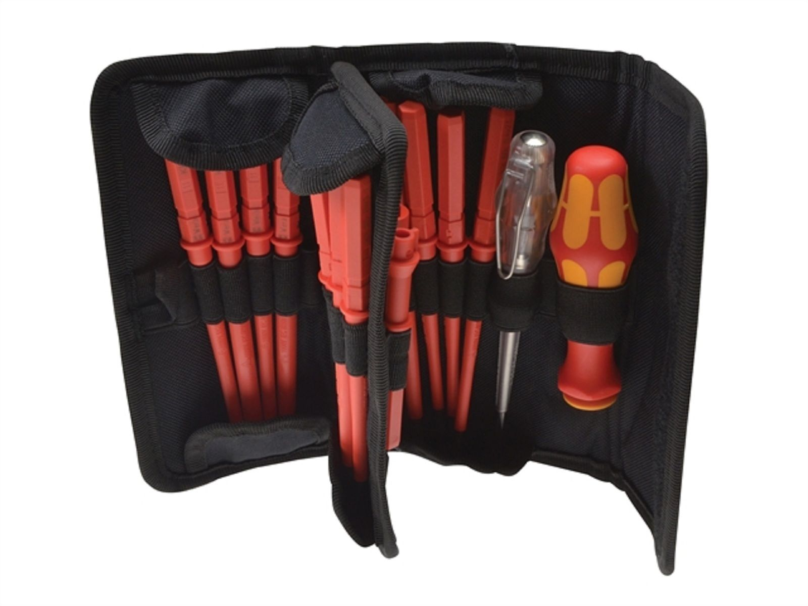 wera 003471 vde 18 piece screwdriver set. Black Bedroom Furniture Sets. Home Design Ideas