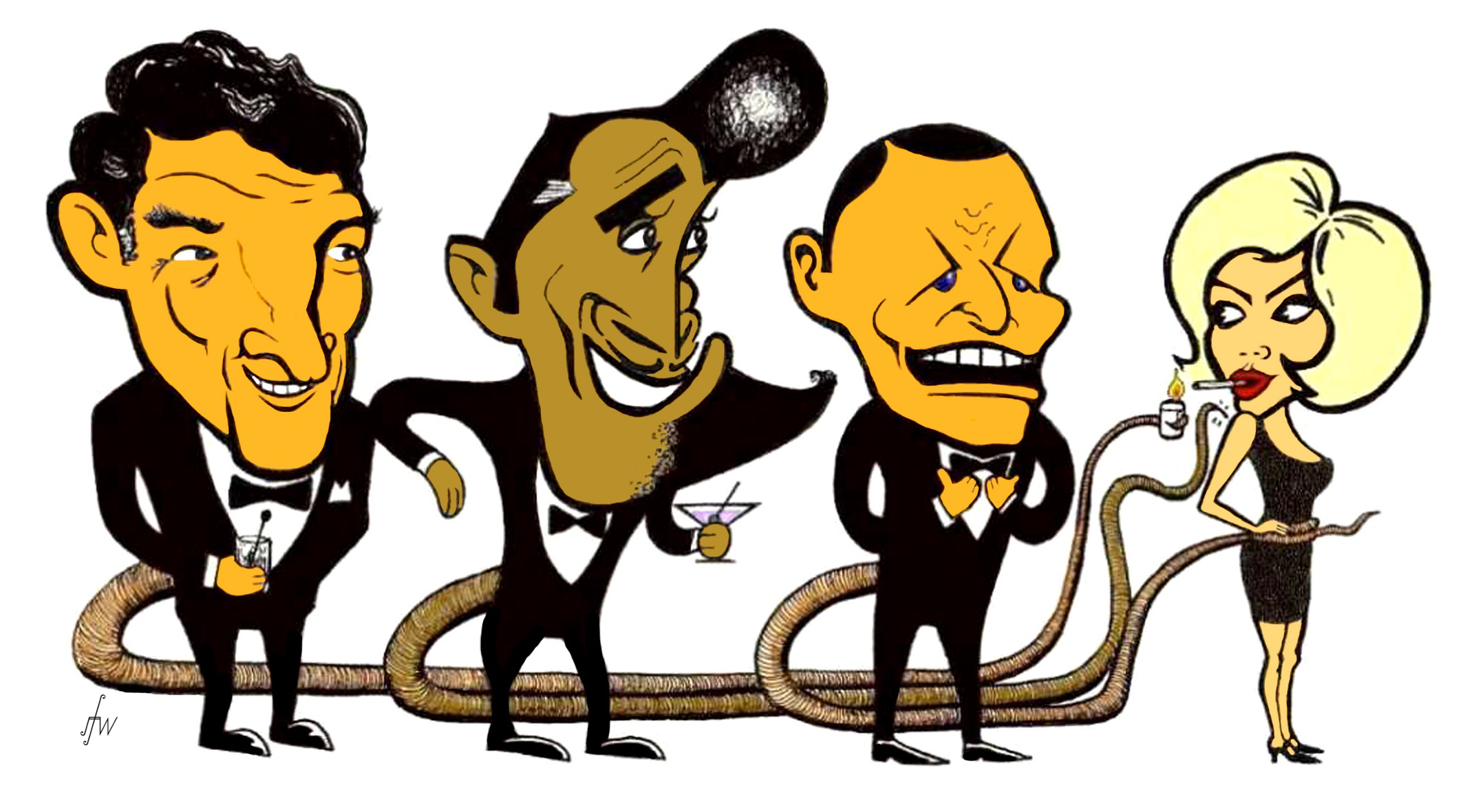 Rat Pack by JF Whitney 2003
