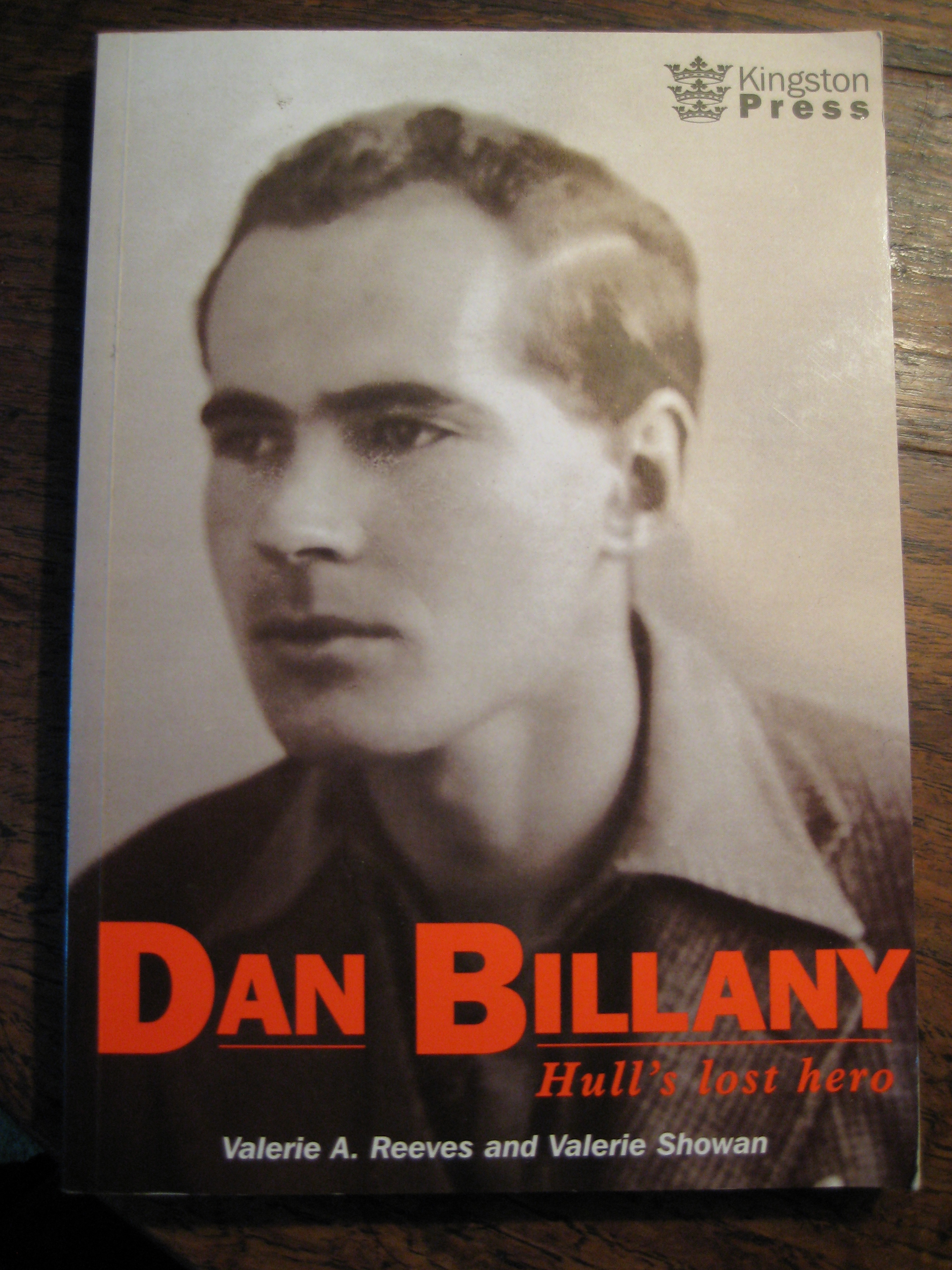 Hull's Lost hero Dan Billany