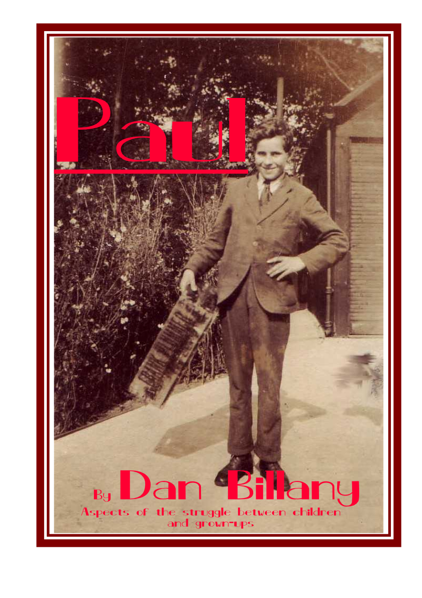 Paul by Dan Billany