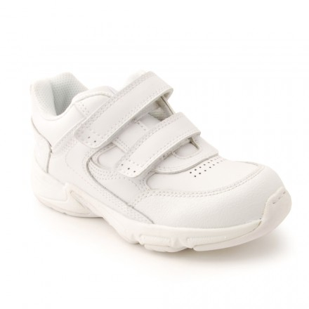 White school trainer  From £37