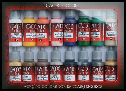 win Vallejo paint set