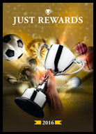 Just Rewards 2016 - Trophies at Sports and Awards