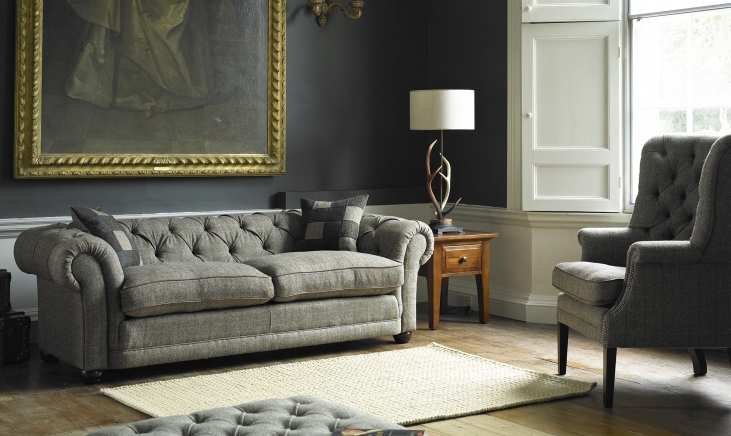 Simple, Stylish Sofas And Quality, Beautiful Beds U2013 Thatu0027s What  Gainsborough Does Best. Think Modern Design Mixed With Traditional English  Furniture Making ...