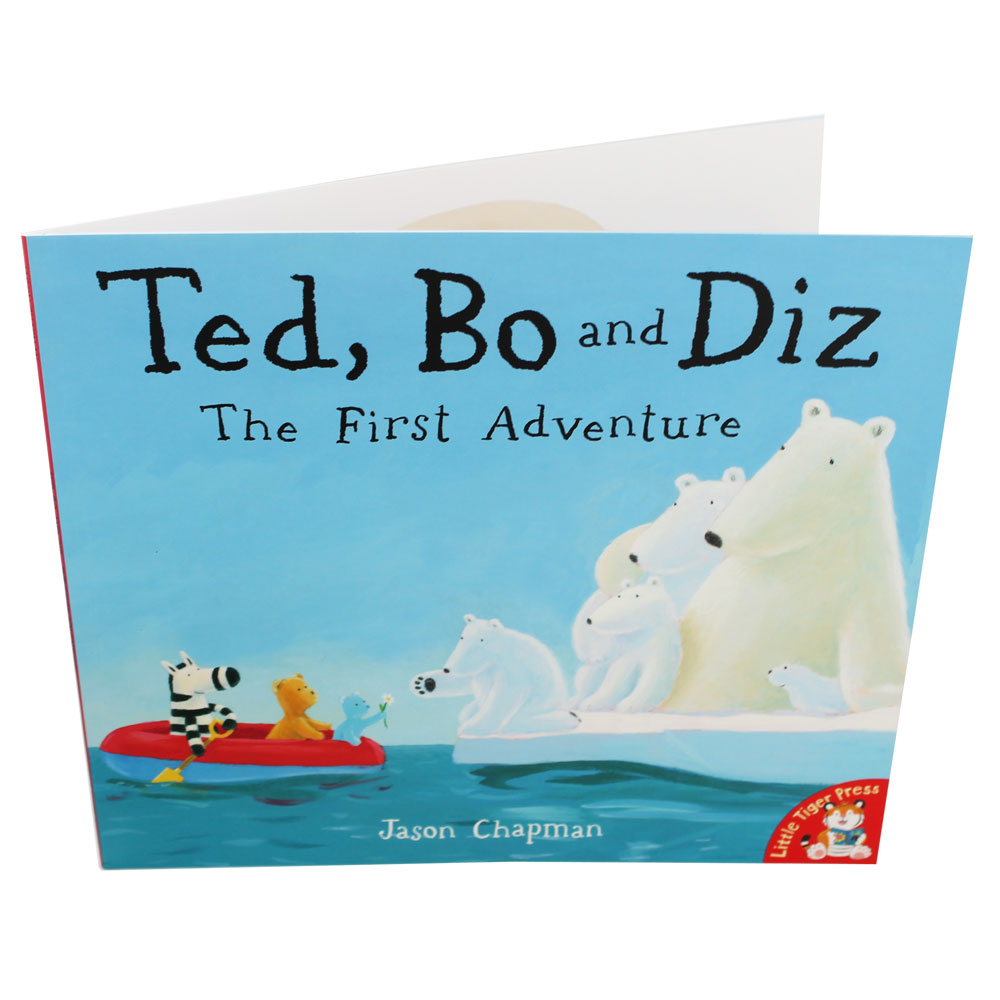 Ted Bo and Diz cover