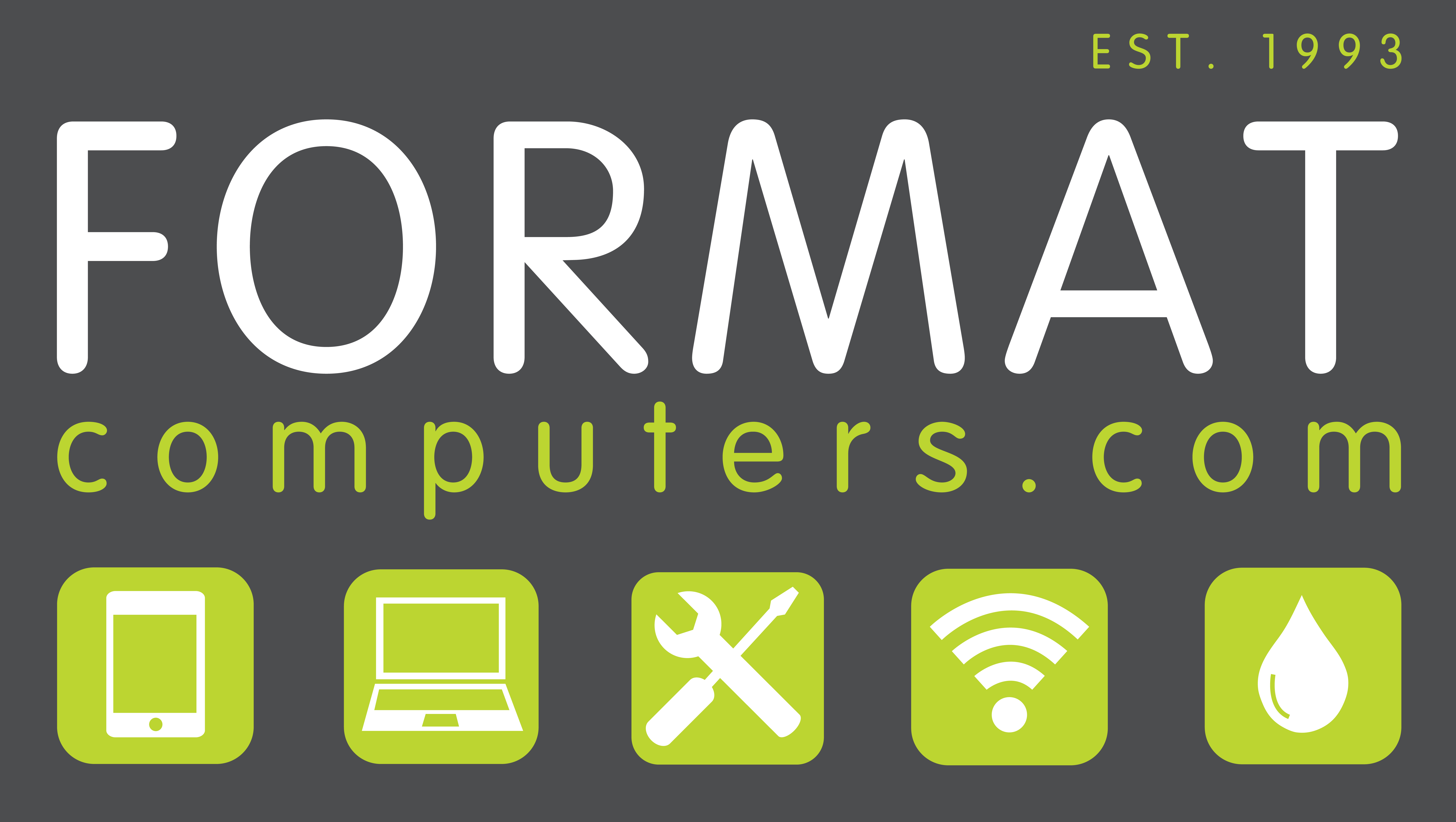 Format Computers