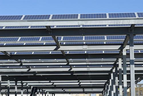 Strutture in acciaio per il Fotovoltaico