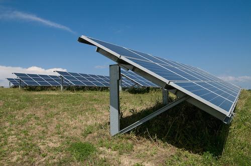 supporti in acciaio per il Fotovoltaico
