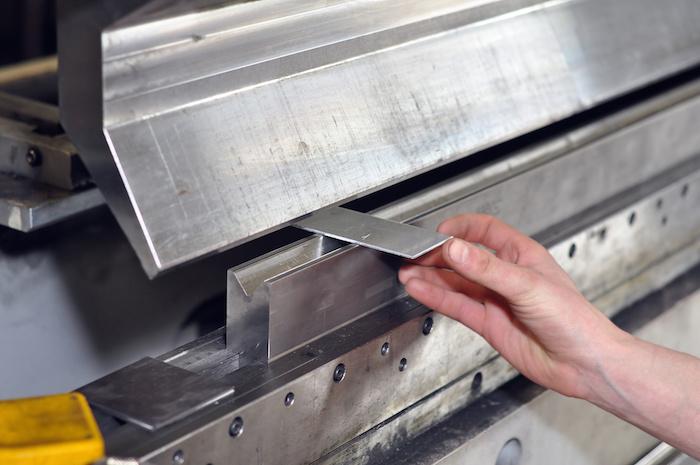piegatura lamiere in acciaio