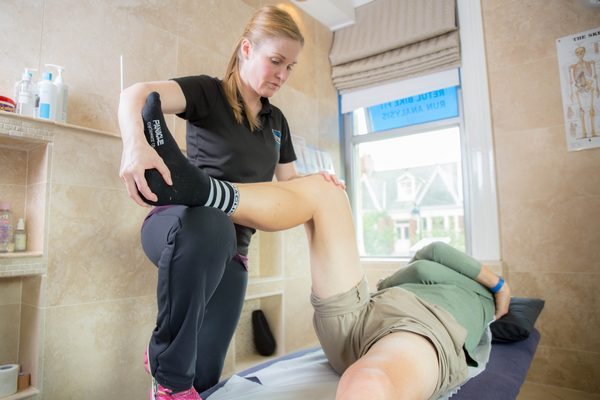 Physiotherapy, Sports Injury