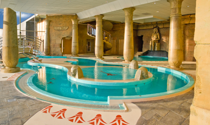 Vildmarkshotellet - African SPA