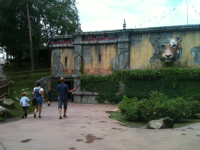 Tiger World - Kolmården